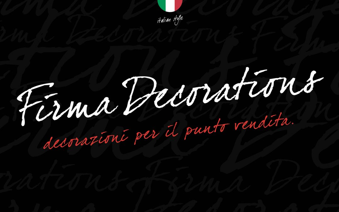Presentazione Video di Firma Decorations